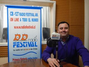 Claudio Gomez D.